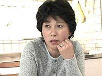 肉食熟女の義母が息子を痴女って性奴隷化!挿入させ突かせて鳴きまくり!石倉久子