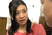 美人の還暦熟女が同窓会で片思いだった同級生に告白されアヘ顔中出しエッチ!吉永静子