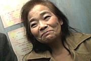 「イク〜イク〜」七十路熟女がジゴロに責められ大絶叫!壮絶連続イキまくり!柏木愛・小島ちづこ