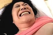 豊満な五十路熟女母が息子にクンニされ激ピストンされ野獣の雄叫び!愛田正子