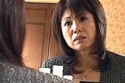 黒乳首のタレ乳還暦熟女母は息子の若いマラでアヘ顔で性欲発散!時越芙美江