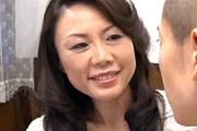 上品な美熟女マダムが肉食痴女となり若い童貞男を喰らう!川口凛子