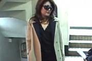 デカ乳輪の美熟女が温泉宿で中年オヤジに激ピストンされ絶叫アクメ!紫彩乃