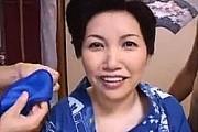 黒乳首の美人女将が若いマラで激ピストンされアヘ顔絶叫!高木佳代子