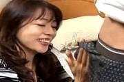 巣鴨のエロケバい熟女がナンパされ即尺フェラ!秋川真理