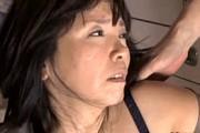 デカ乳輪の巨乳熟女妻が和姦されフェラとパイズリ奉仕!風間ルミ