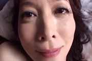 2年ぶりのセックスに涙を浮かべる五十路美魔女!真矢志穂