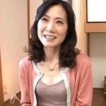 初めてのポルチオセックスに絶叫するガリガリの五十路熟女!久倉加代子