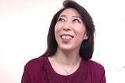 元教師のパイパン五十路熟女が初撮りで痙攣マジイキ連発!大沼博子02