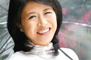 ガリガリボディに激ピストンされアヘ顔絶頂する還暦熟女の初撮り