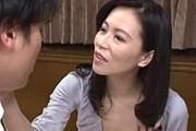 肉食熟女が浮きブラで息子を誘惑してアヘ顔絶叫!井上綾子・宮前幸恵