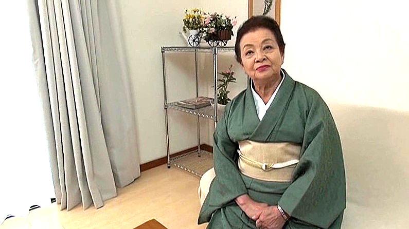 八十路で初撮り 小笠原祐子