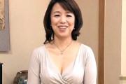 黒乳首のドスケベ五十路人妻が初撮りで方言絶叫!福井咲子