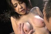 還暦美魔女の妻が露天風呂で夫をフェラ抜き!藤井小百合