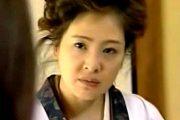旦那の連れ子の若いチンポにハマる着物姿の母親!松田優子
