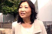 一人暮らしの息子を心配して上京した五十路熟女が膣奥まで激しく突かれアヘ顔絶叫!金子みすず