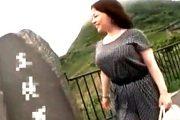 ピンク乳首の巨乳熟女が青春時代の温泉旅館で絶叫オーガズム!平川真澄