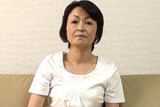 上品な五十路熟女が初撮りでエロ可愛いアニメ声で鳴きまくり中出しエッチ!高田典子