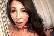 天国に逝きまくったエロババアのフヤケ顔!若い男達のペニスでセックス中毒に堕ちた熟女!金子リオ