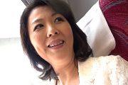 浮気旅行で初めての露天風呂ファックに大興奮する人妻!円城ひとみ