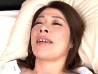 すきっ歯熟女のフェラ抜き!松島香織