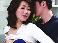 欲求不満で我慢できず娘の出産入院中に娘婿を夜這いする五十路義母!安立ゆうこ