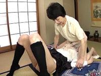 ガンギレした還暦熟女が反抗期のJK娘に股がり徹底的な顔騎責め!田端陽子0