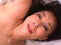旦那と近所の青年に3P串刺しにされ汗だく絶叫する垂れ乳熟女妻!青井マリ0