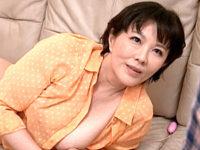 超肉食のドS熟女がアナルに舌を突っ込み淫語責め!円城ひとみ