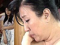 娘の旦那を超豊満な肉布団ボディで寝取るデカ尻義母!藤木静子