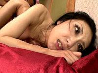 瞳孔開きイキまくりスッポンフェラでチンポを離さないドスケベ熟女!中村翔子