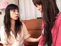 ドSな姑にレズプレイで堕とされた嫁!大澤ゆかり・波多野結衣