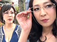 円城ひとみ・艶堂しほり2