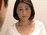 息子の同級生との情事に溺れる真面目な地味熟女のセカンドバージン!小田しおり