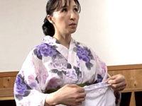妖艶な義母のパンティをオカズにしていたのがバレて逆にフェラ抜きされる娘婿!寺林伸子