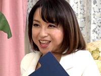 美魔女セックスカウンセラーが中出し治療で痙攣アクメ!神崎久美