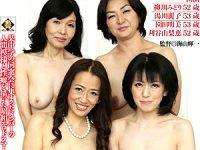 昭和35年生まれの五十路熟女が同窓会で酒に酔い中出しエッチ!