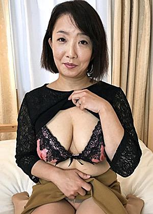 よしこさん(52歳)Eカップ~Fカップ