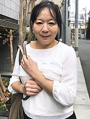 上戸(かみと)あけみ(58歳)