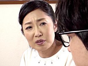 借金取りに廻された五十路母が性に目覚め息子にも股がり中出し近親相姦!迫田由香里