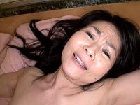 「子宮にぶつけて〜」地味なガリガリ還暦熟女が実は感度良好のドスケベ女!田代かず代・宮沢小雪