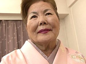 老舗温泉旅館の70歳女将が古希の長寿祝いでAVデビュー!港優子
