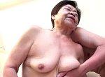 「エッチ大好きです〜」ごく普通の七十路熟女のお婆ちゃんが中出しエッチ!川崎ゆうこ