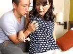 ナンパした黒乳首の五十路熟女がアナルセックスでオーガズム!三咲悠
